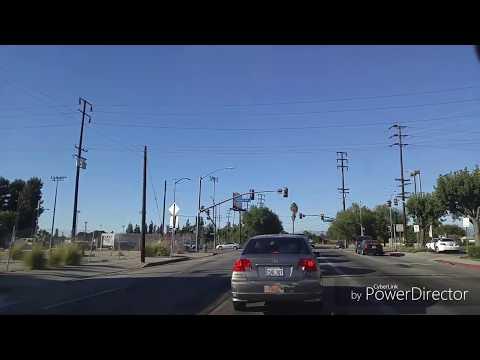 Driving By Huntington Park,California