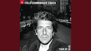 Field Commander Cohen (Live)