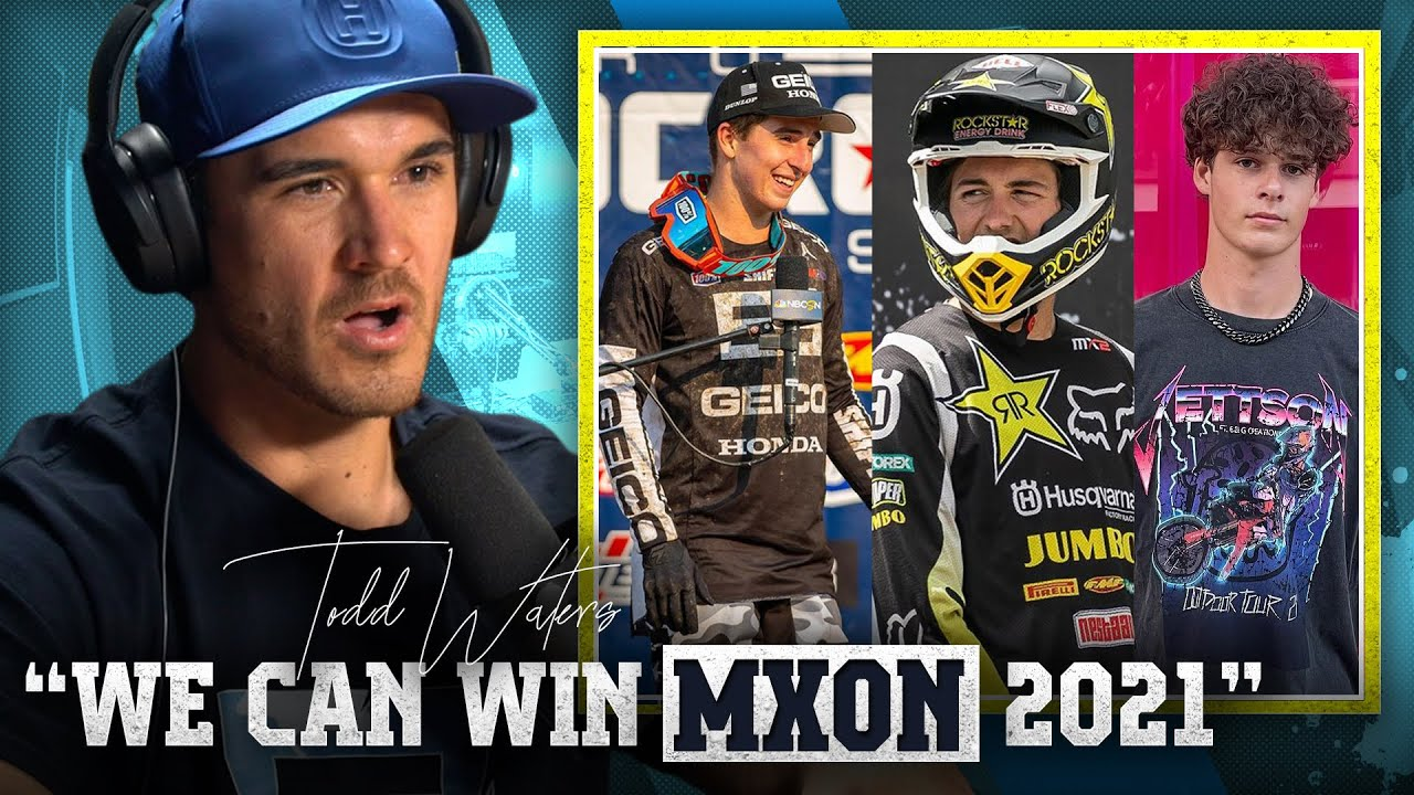 """""""Hunter Lawrence & Jed Beaton will be on 450's """" - Here's your 2021 Australian MXoN Team"""