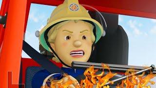 Sam le Pompier Francais 🔥🚒 Penny est en colère 🚒 Épisode Complet
