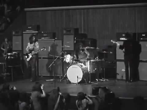 Deep Purple live Copenhagen 1972