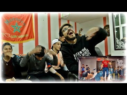 Dizzy DROS - Moutanabbi (Official Music Video) #REACTION