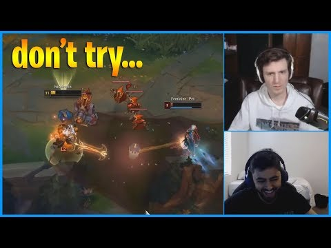 Here's What Happens When You Try To Outplay Hashinshin...LoL Daily Moments Ep 850
