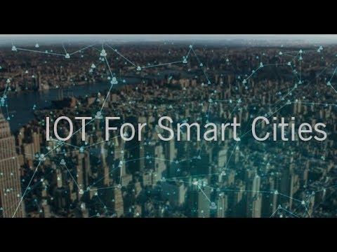 IOT Systems To Be Used in Smart Cities Of 2018