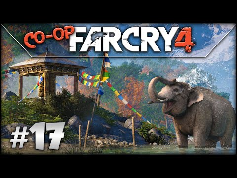 Far Cry 4 Co-Op: Episode 17 - Grenades Fix Everything!
