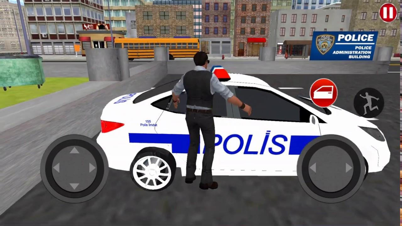 Cocuklar Icin Eglenceli Polis Arabasi Oyunu 5 Cocuklar Icin