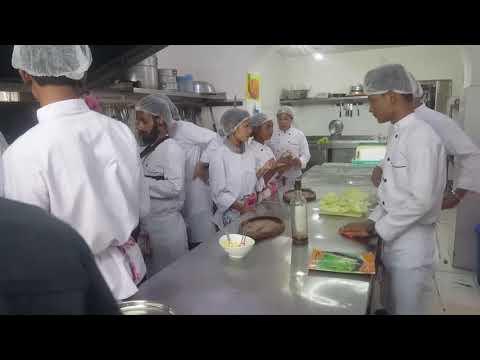 Cooking school in Kathmandu