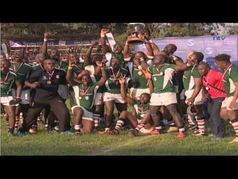Kenya beats Uganda 45-24 to lift the 2016 Elgon Cup