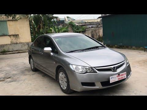 ( Đã Bán). Honda civic sx 2007 giá 285t. Mẫu xe bền, khoẻ. Đẹp lh☎️ 0966668121