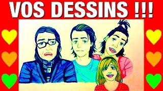 VOS INCROYABLES DESSINS !!! - DELIRES DE MAX