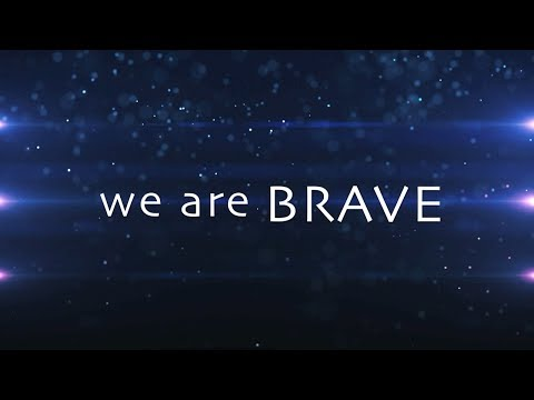 We Are Brave with Lyrics (Shawn McDonald)