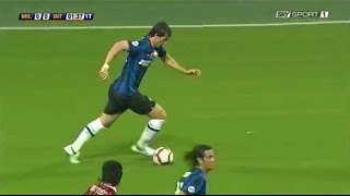 Diego Milito | Milan 0-4 Inter | 2009-10 Serie A Round 2 streaming