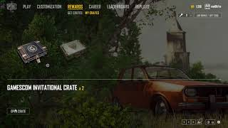 pubg gamescom invitational crates x7
