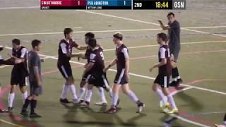 2018 Swarthmore Men's Soccer Highlights