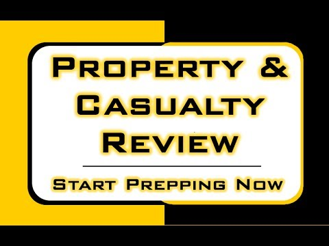 Property And Casualty Insurance Review: Commercial Package Policy