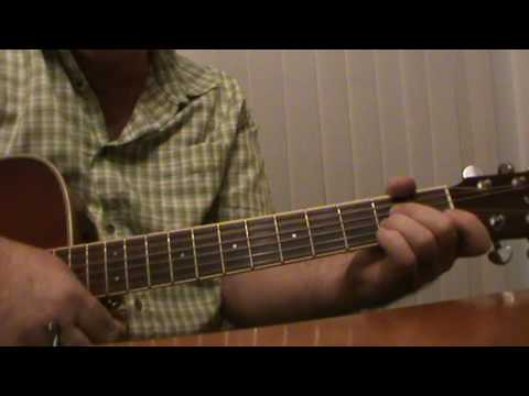 HOW TO PLAY STILL IS STILL MOVING TO ME ACOUSTIC GUITAR LESSON PART 1 WILLIE NELSON