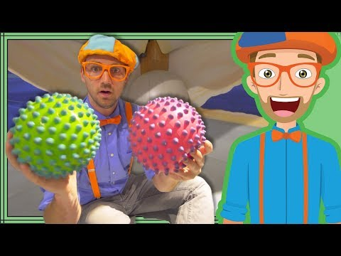 Blippi At A Children's Museum | Educational Learning Videos For Kids