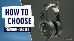 Pelikuulokkeiden valinta - Corsair, HyperX, SteelSeries vai ADX?