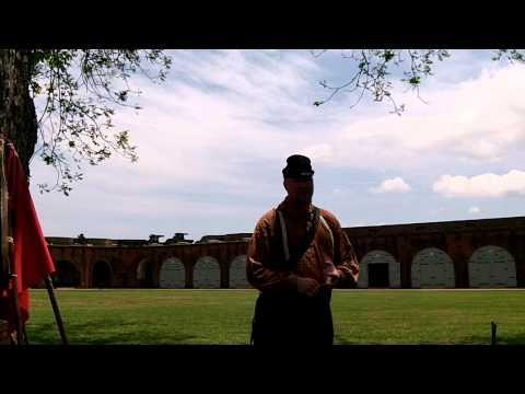 Civil War Signal at Fort Pulaski
