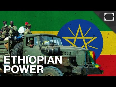 How Powerful Is Ethiopia?