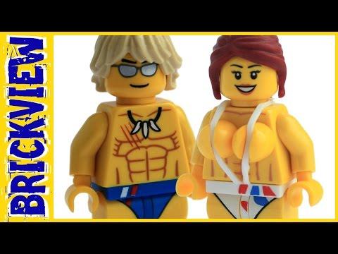 Top 5 Sexy LEGO Minifigures