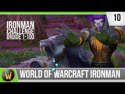 Ironman Challenge - Druide - #10 Waldeslied [Deutsch] - WoW