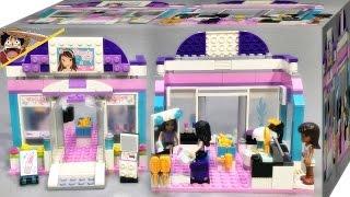 Bela 짝퉁 레고 프렌즈 버터플라이 뷰티샵 화장품 가게 상점 3187 조립 리뷰 LEGO knockoff Friends Butterfly Beauty Shop