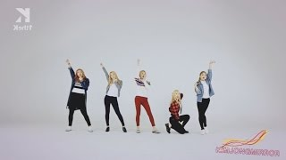 Gambar cover Red Velvet - Ice Cream Cake Dance Compilation ( Mirrored ) [2nd ver]