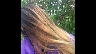 омбре в домашних условиях легко белаяж ombre hair
