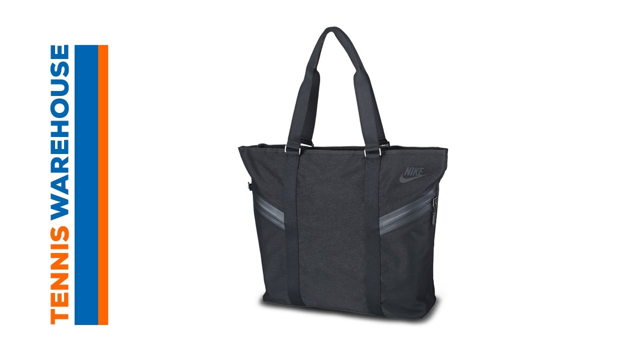 d90bc93ed Nike Azeda Premium Tote Bag - YouTube