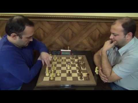 GM F. Amonatov (2620) - GM M. Bedia (2436), Gelendzhik 2015