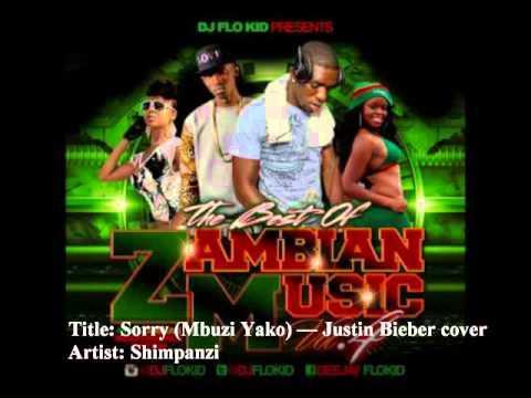 Sorry (Mbuzi Yako) — Justin Bieber cover (by Shimpanzi) — NEW Zambian Music 2015