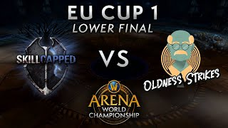 Skill Capped EU vs Oldness Strikes | Lower Finals | AWC Shadowlands EU Cup 1