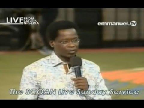 SCOAN 05/04/15: Sermon: The Power Of Resurrection By Wiseman Racine. Emmanuel TV