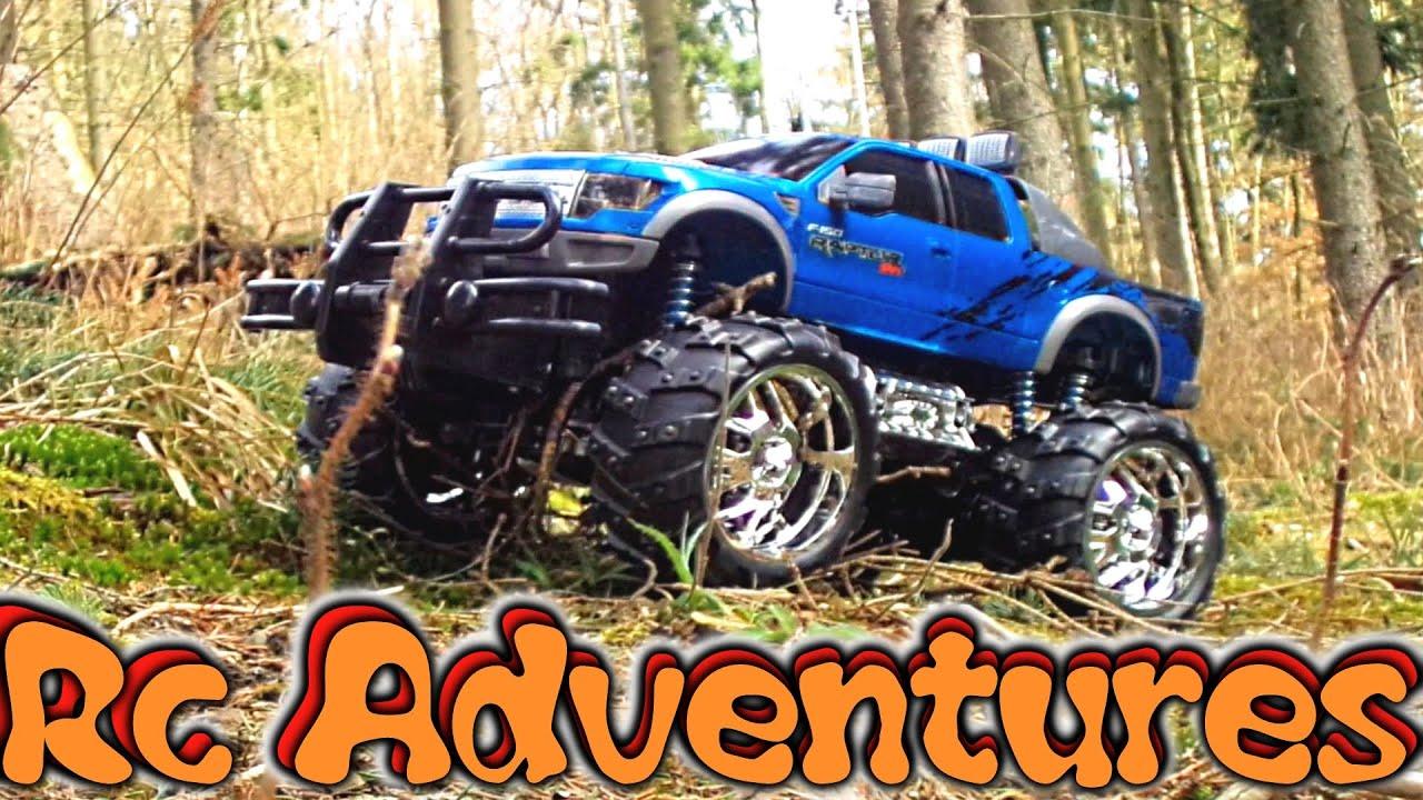 rc adventures 2017 deutsch monstertruck off road autofilm spielzeug monster truck kinderfilm. Black Bedroom Furniture Sets. Home Design Ideas