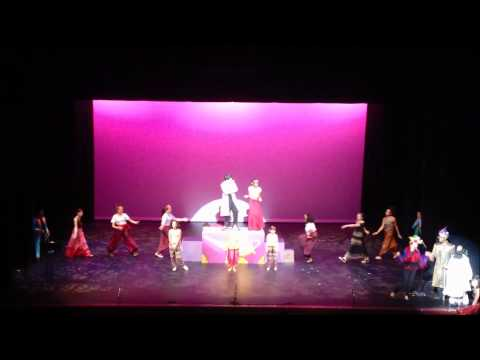 Shubert Summer Theatre & Arts Camp 2014 - Selections from ALADDIN
