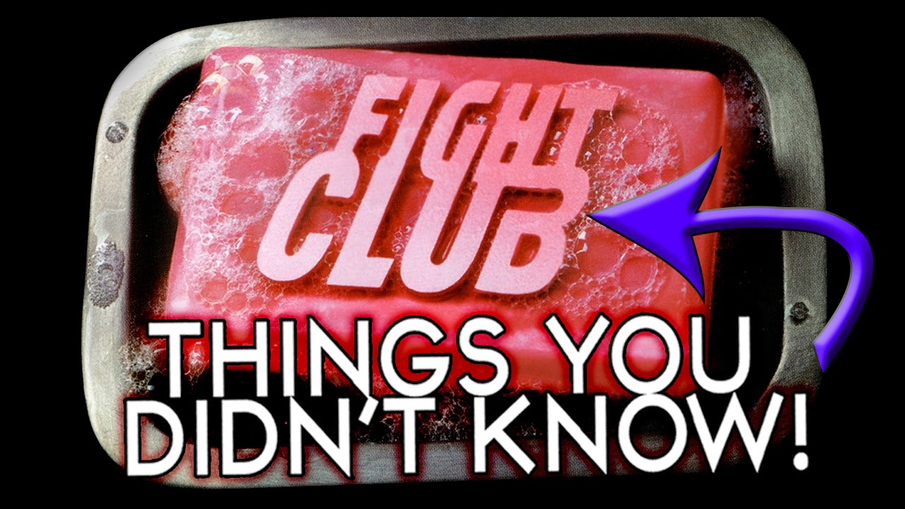 things you probably didn t know about fight club