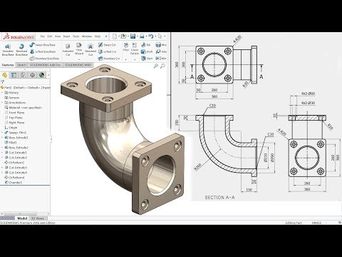 SolidWorks Tutorial for