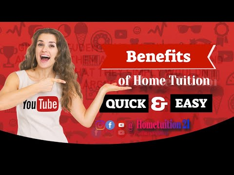 Benefits of home tuition for student in Malaysia
