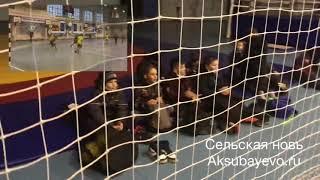 Заслуженная победа тройки команд на Первенстве РТ по мини футболу