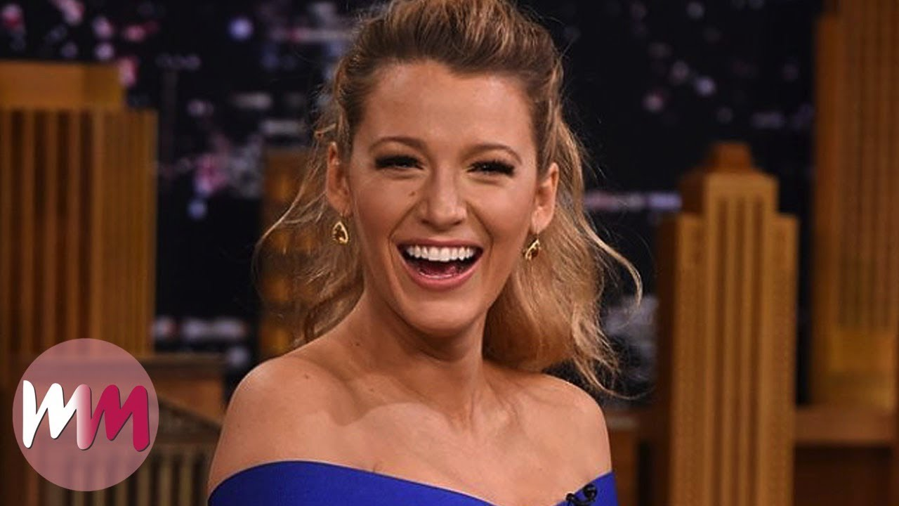 Blake Lively Once Passed Herself Off As Baby Spice & A Fan Just Blew Up Her Spot