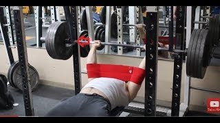 I AM SHUTTING DOWN ZOO CULTURE / 605 LB BENCH WITH LARRY