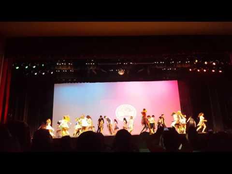 International dance Belize 2016