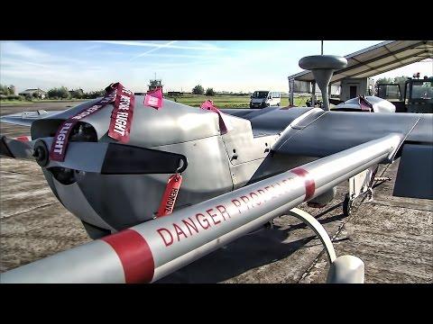 Belgian B-Hunter Drone • Surveillance & Target Acquisition