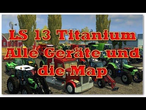 ls13 titanium edition