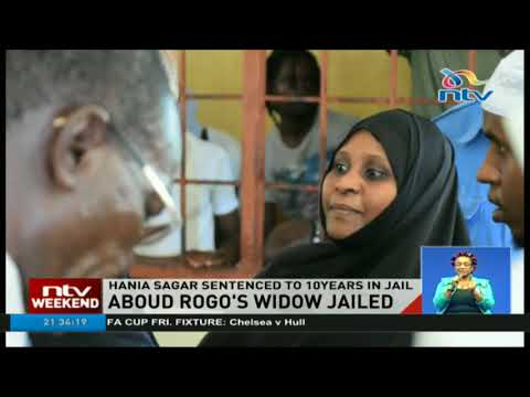 Widow to slain controversial Muslim cleric sentenced to 10 years in jail