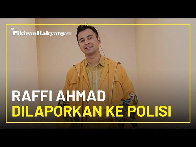 Sempat Disentil Ridwan Kamil, Kini Raffi Ahmad Dilaporkan ke Polisi Ulah Berpesta Usai Divaksin