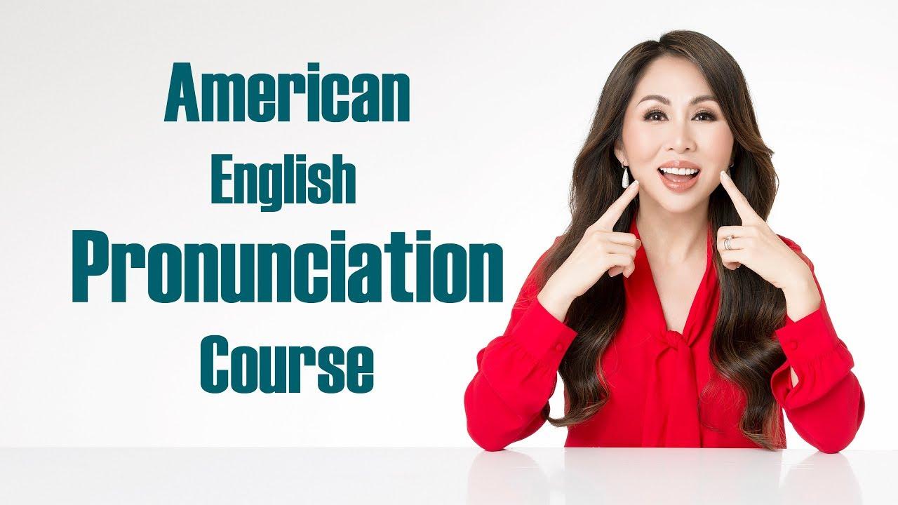Phát Âm Tiếng Anh Giọng Mỹ Dành Cho Người Việt I LanBercu TV