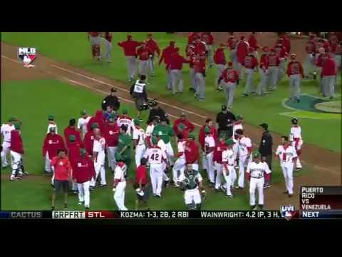Insane Fight Breaks Out Between Canada And Mexico After Win In World Baseball Classic!