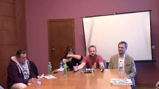 Sem volby2., Dvojka sobě, KSČM, Piráti; M. Uhl,  Z. Hřib,, 1/4; SPaS, Praha 4. 10. 2018
